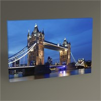 Tablo 360 Londra Tower Köprüsü Tablo 45X30