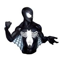 Monogram Spiderman Black Costume Kumbara