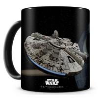 Sd Toys Star Wars Millenium Falcon Vs Death Star Kupa Bardak