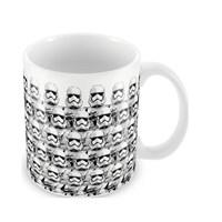 Sd Toys Star Wars Stormtroopers Pattern Ep7 Mug Kupa Bardak