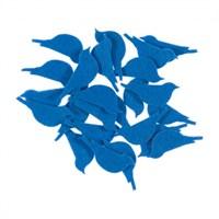 La Mia 25'Li Çivit Mavi Kuş Keçe Motifler M46