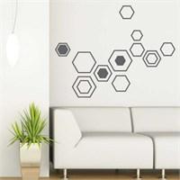 I Love My Wall Modern (Mdn-070)Sticker(Baykuş Sticker Hediye!)