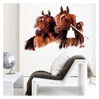 Artikel Horses Dev Duvar Sticker Dp-1473