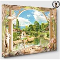 Artredgallery 50X75 Cennet Bahçesi Tablo