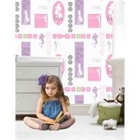 Bien Wallpaper 7310 Çocuk Odası Duvar Kağıdı