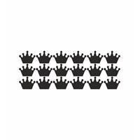Dekorjinal Şişe Veya Kutu Yazılabilir Yaz Sil Sticker Ys69