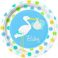 Pandoli Baby Boy Stork Tabak 23 Cm 8Ad