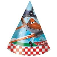 Pandoli Disney Planes Külah Şapka 6 Adet