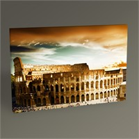 Tablo 360 Roma Colosseum Tablo 45X30