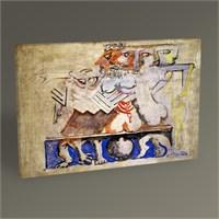 Tablo 360 Mark Rothko Antigone Tablo 45X30
