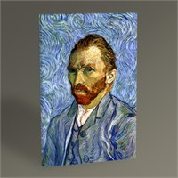 Tablo 360 Vincent Van Gogh-Portre Tablo 45X30