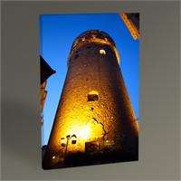 Tablo 360 Galata Kulesi Tablo 60X30