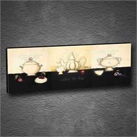 Artmoda - Kabartmalı Salon De The Tablo