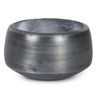 Altıncı Cadde Gümüş Rengi T-Light 8 Cm