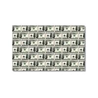 Tictac Dollar Kanvas Tablo - 40X60 Cm