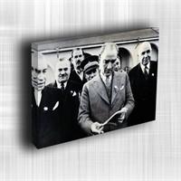 Doku Canvas Baskı Atatürk Atge-087/ 60*50