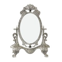 Çağ Deccor Gümüş Telkari Ayna