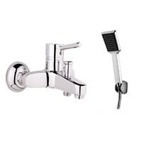 Alper Delta Aç Kapa Banyo Bataryası Duş Seti Hediyeli