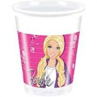 Parti Şöleni Barbie Bardak