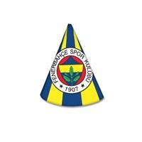 Parti Şöleni Fenerbahçe Külah Şapka