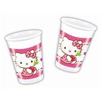 Parti Şöleni Hello Kitty Bardak 8 Adet