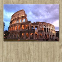 Canvastablom T343 Colosseum Kanvas Tablo