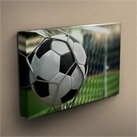 Canvastablom T67 Futbol Topu Kanvas Tablo
