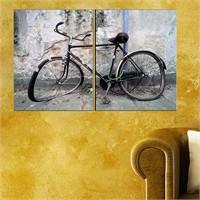 Canvastablom İ603 Bisiklet Parçalı Tablo
