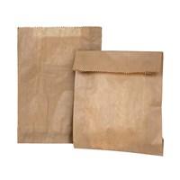 KullanAtMarket Naturel Kağıt Şeker Hediye Poşeti 12 Adet