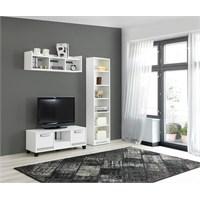 Home De Bella Brezza 1030 Tv Ünitesi - Kitaplık Seti