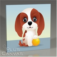 Pluscanvas - Doggy Tablo