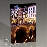 Pluscanvas - Amsterdam - Bridge Tablo