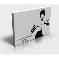 Bruce Lee Kanvas Tablo