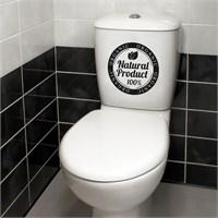 Dekorjinal Banyo Sticker Dvc03