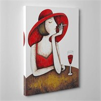 Tabloshop - Cigarette Iıı Canvas Tablo - 75X50cm