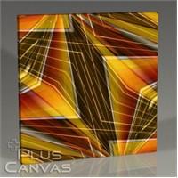 Pluscanvas - Digital Abstract Iv Tablo