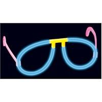 Glow Işıklı Çubuklar Gözlük