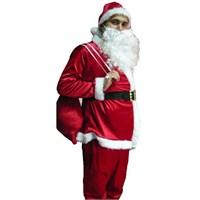 Noel Baba Elbisesi Yetişkin Large