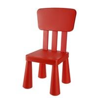 Modüler Mini Sandalye Kırmızı