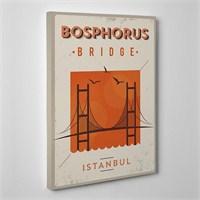 Tabloshop Bosphorus Kanvas Tablo