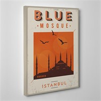 Tabloshop Blue Mosque Kanvas Tablo