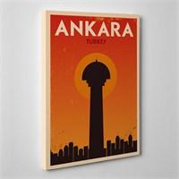 Tabloshop Ankara Kanvas Tablo
