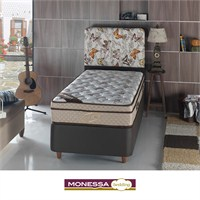 Monessa Butterfly Brown 90x190 Set