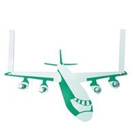 Uçak Şekilli Kapı Askısı 4