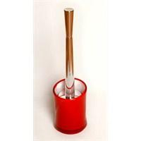 Çift Renkli Lüx Tuvalet Fırçası-Ind031