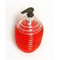 Helozon Sıvı Sabunluk Şeffaf-Ck448