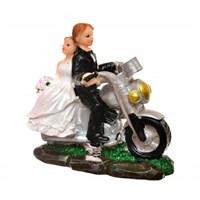 Decotown Motorsiklet Gelin Damat Biblo