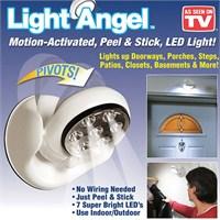 360 Derece Dönebilen Sensörlü Lamba Light Angel