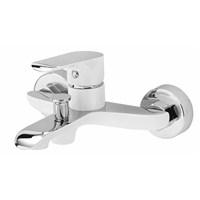 Kalibagno Milano Banyo Bataryası Krom/Beyaz