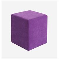 Cubic Puf Lila